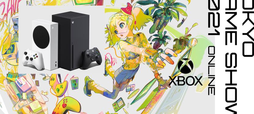 Tokyo Game Show 2021 (TGS 2021) Xbox livestream set for September30