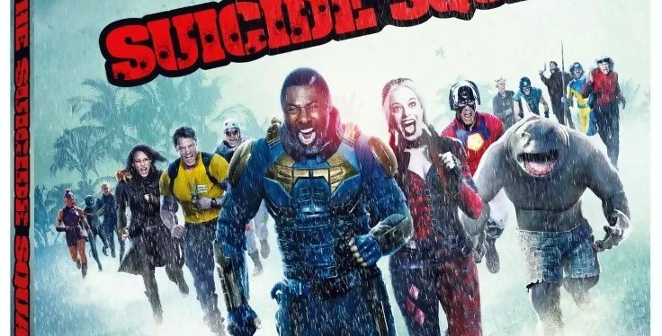 Better than Streaming: The Suicide Squad 4K Blu-ray coming out on October 26,2021