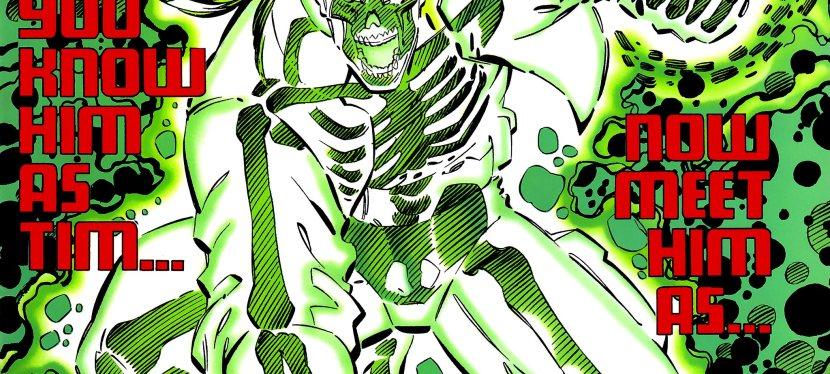 A Look Back at X-Men 2099 #7(1994)