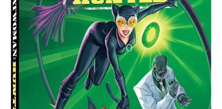 Better than Streaming: Catwoman: Hunted 4K Blu-ray coming out on February 8,2022