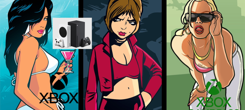 Grand Theft Auto: The Trilogy – The Definitive Edition Coming to Xbox Consoles Digitally on November 11, 2021, GTA San Andreas launching on Xbox Game Pass (XGP) on the SameDay
