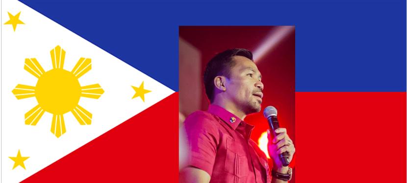 Philippine President MannyPacquiao?