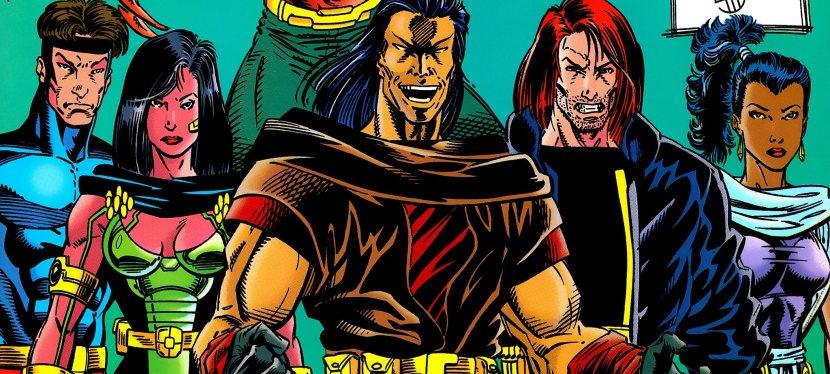 A Look Back at X-Men 2099 #9(1994)